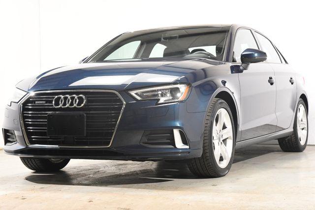 2017 Audi A3 Sedan Premium w/ Nav