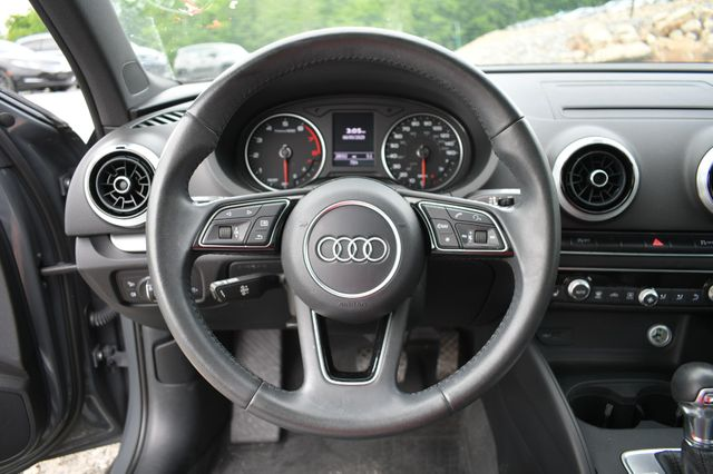 2017 Audi A3 Sedan Premium Naugatuck, Connecticut 21