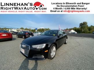 2017 Audi A4 Premium in Bangor, ME 04401