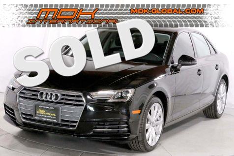 2017 Audi A4 Premium - Quattro - Navigation in Los Angeles