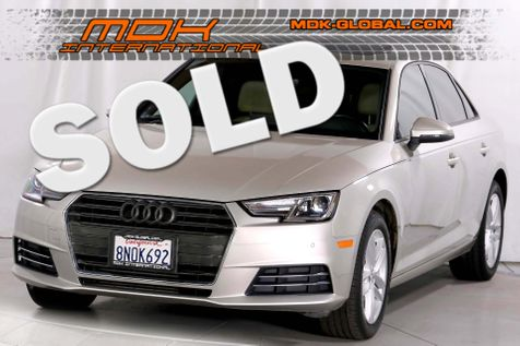 2017 Audi A4 Premium - Only 28K miles - Back up cam in Los Angeles