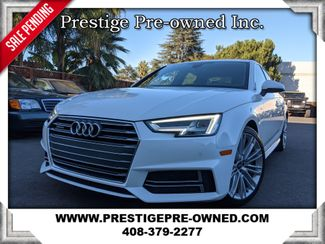 2017 Audi A4 PREMIUM PLUS ((**AWD..NAVI & BACK UP CAM**)) in Campbell, CA 95008