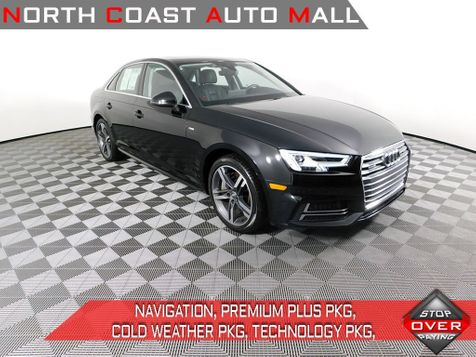 2017 Audi A4 Premium Plus in Cleveland, Ohio