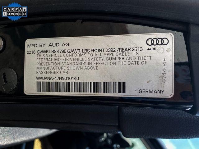 2017 Audi A4 Premium Madison, NC 41