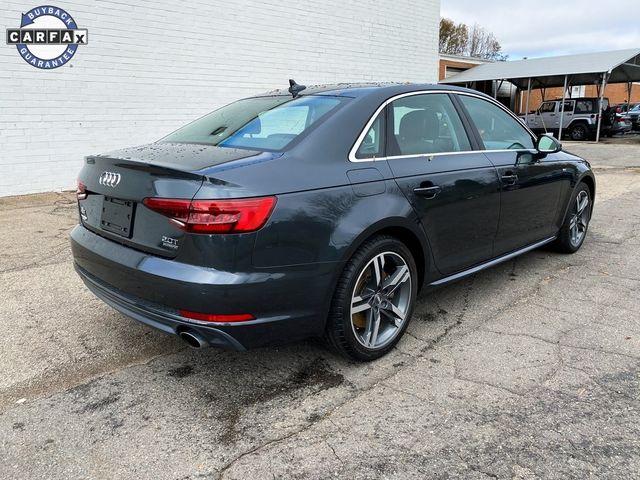 2017 Audi A4 Premium Plus Madison, NC 1