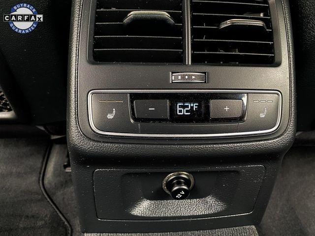 2017 Audi A4 Premium Plus Madison, NC 21