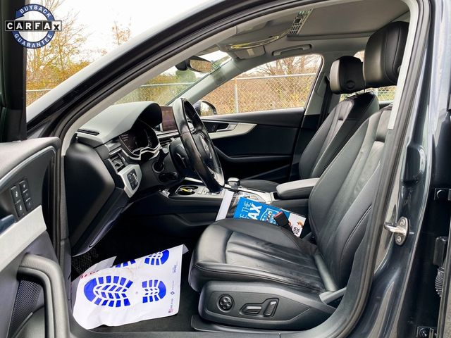 2017 Audi A4 Premium Plus Madison, NC 23