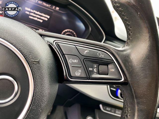 2017 Audi A4 Premium Plus Madison, NC 31
