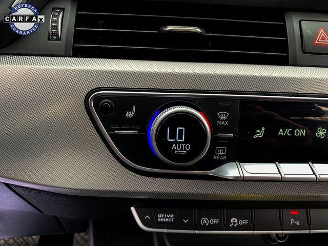 2017 Audi A4 Premium Plus Madison, NC 34