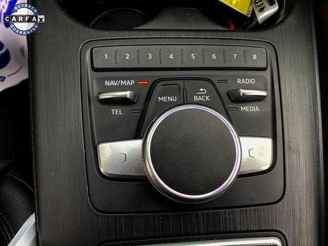 2017 Audi A4 Premium Plus Madison, NC 36