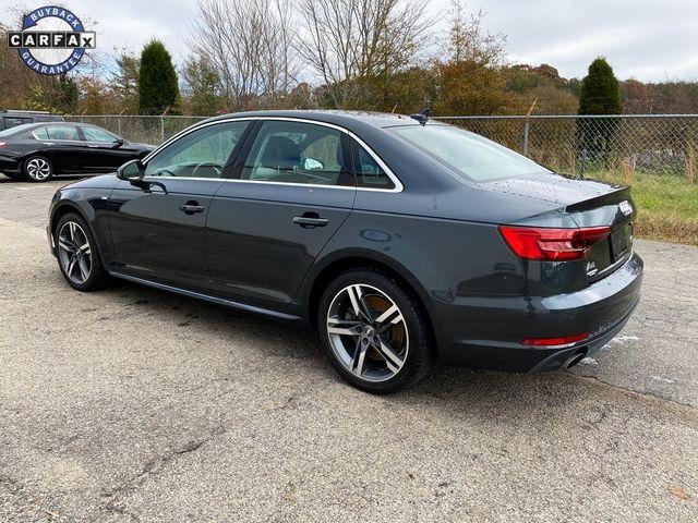 2017 Audi A4 Premium Plus Madison, NC 3