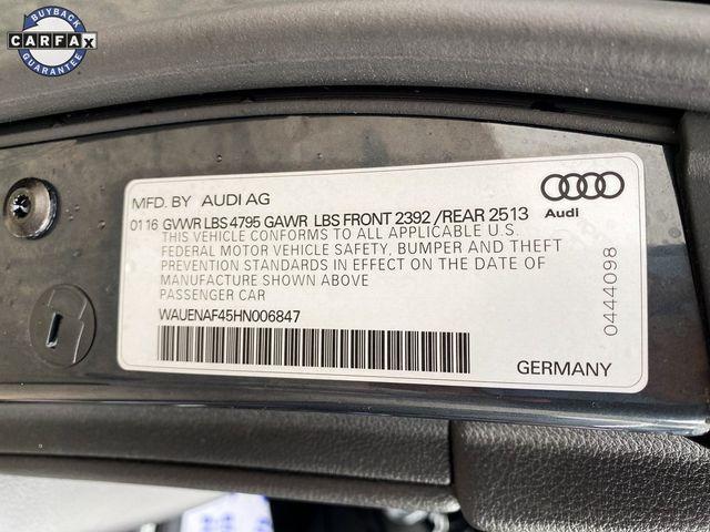 2017 Audi A4 Premium Plus Madison, NC 43
