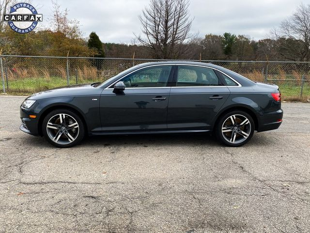 2017 Audi A4 Premium Plus Madison, NC 4
