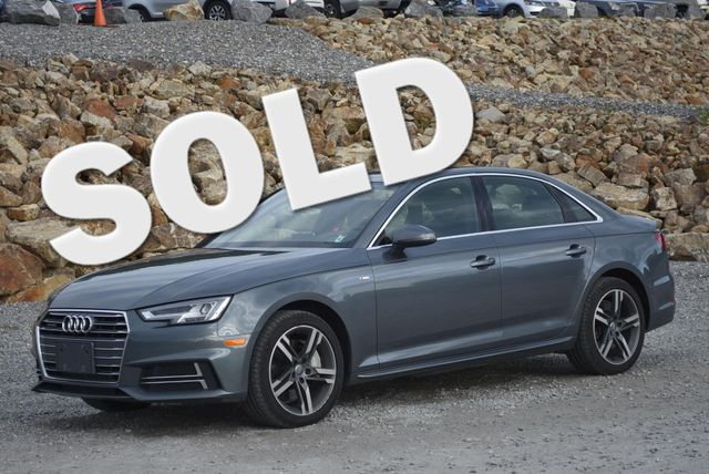 2017 Audi A4 Premium Plus Naugatuck, Connecticut