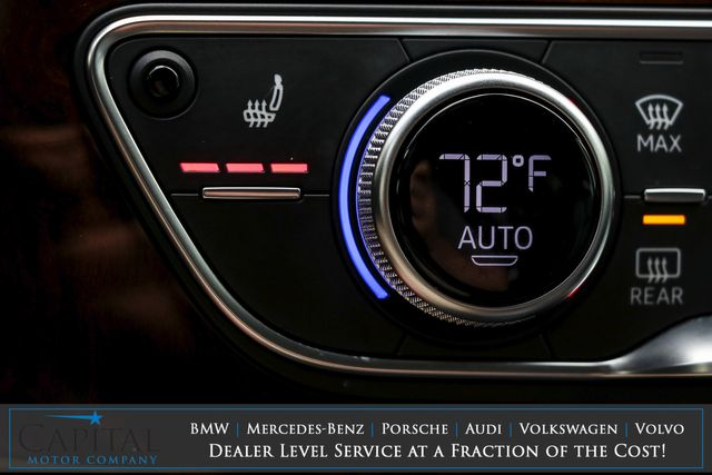 2017 Audi A4 Premium Plus S-LINE Quattro AWD with Nav, Backup Cam, Heated Seats and B&O Sound System in Eau Claire, Wisconsin 54703