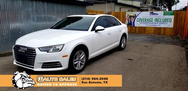 2017 Audi A4 Premium in San Antonio, TX 78229