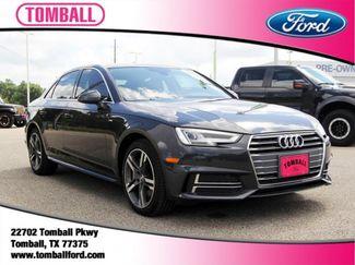 2017 Audi A4 Premium Plus in Tomball, TX 77375