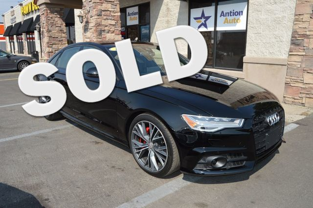 2017 Audi A6 Competition Prestige | Bountiful, UT | Antion Auto in Bountiful UT