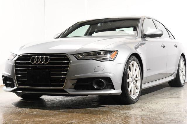 2017 Audi A6 Premium Plus S-Line