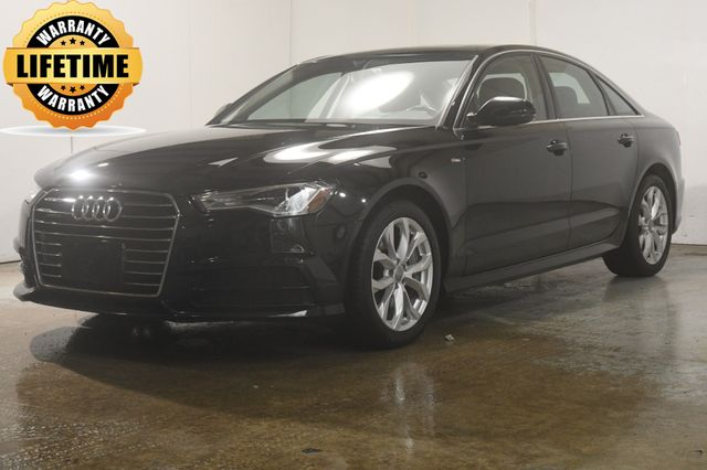 2017 Audi A6 Premium Plus