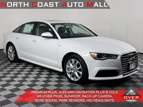 2017 Audi A6 Premium Plus in Cleveland, Ohio