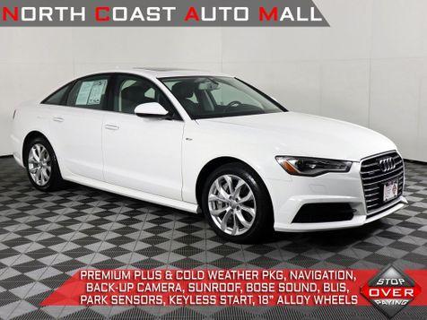 2017 Audi A6 Premium Plus in Cleveland, Ohio