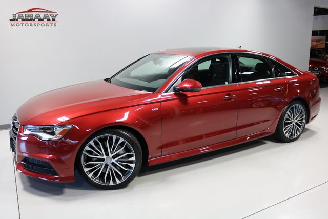 2017 Audi A6 Premium Plus Merrillville, Indiana 32
