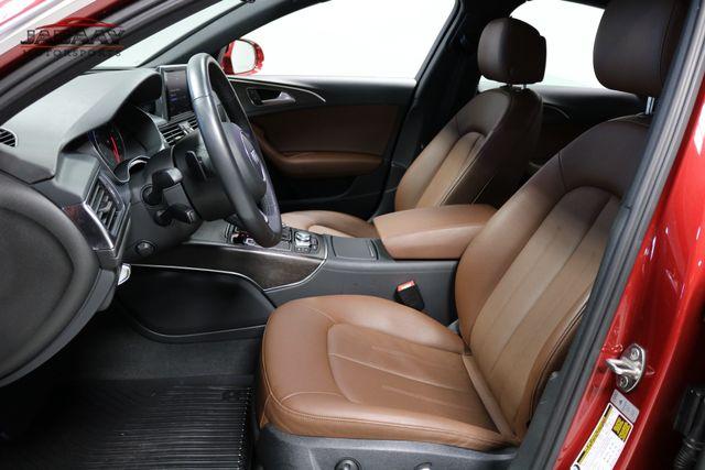 2017 Audi A6 Premium Plus Merrillville, Indiana 10