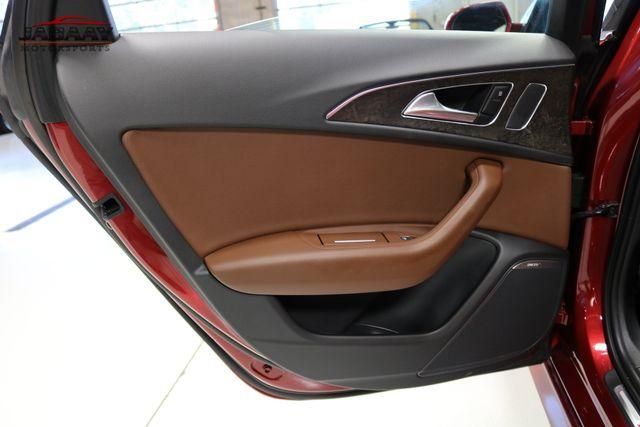 2017 Audi A6 Premium Plus Merrillville, Indiana 29