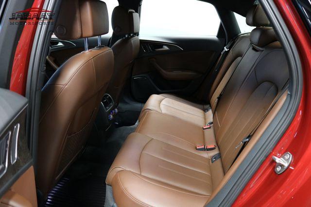 2017 Audi A6 Premium Plus Merrillville, Indiana 12