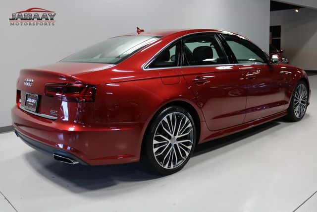 2017 Audi A6 Premium Plus Merrillville, Indiana 4