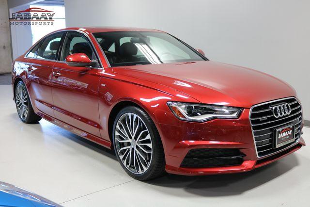 2017 Audi A6 Premium Plus Merrillville, Indiana 6