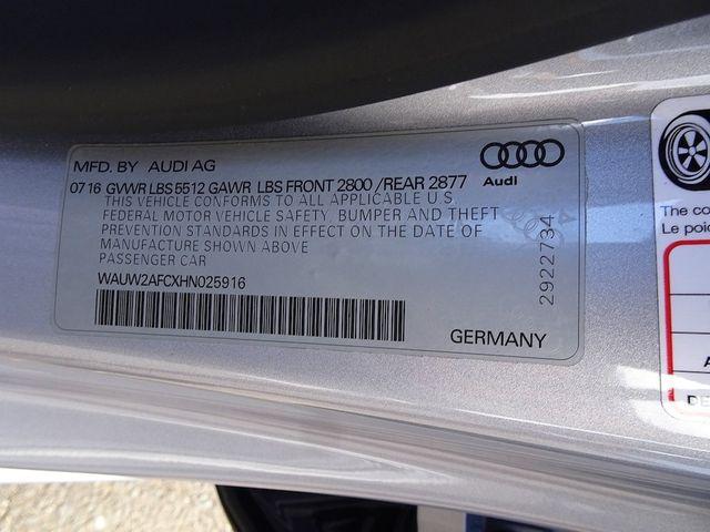 2017 Audi A7 Premium Plus Madison, NC 54