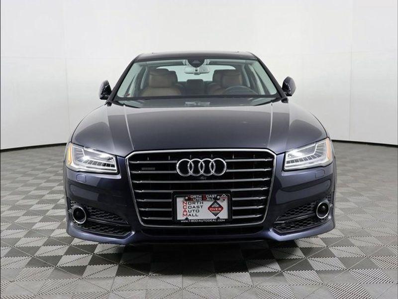 2017 Audi A8 L L 30T  city Ohio  North Coast Auto Mall of Cleveland  in Cleveland, Ohio