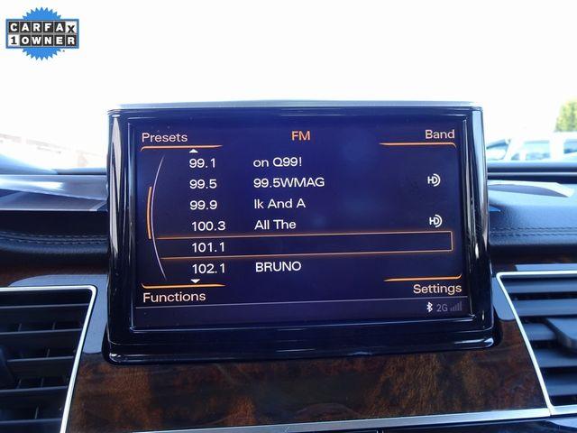2017 Audi A8 L Sport Madison, NC 25