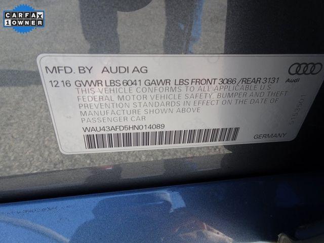 2017 Audi A8 L Sport Madison, NC 58
