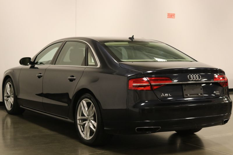 2017 Audi A8 L Sport  city NC  The Group NC  in Mansfield, NC