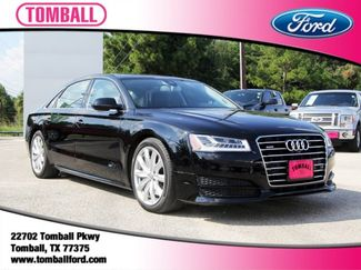 2017 Audi A8 L in Tomball, TX 77375