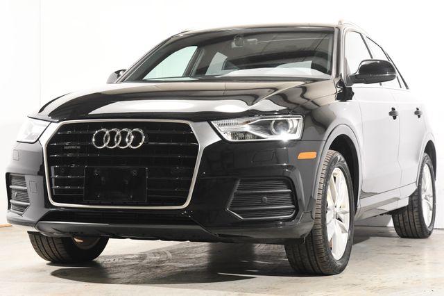 2017 Audi Q3 Premium Plus S-Line