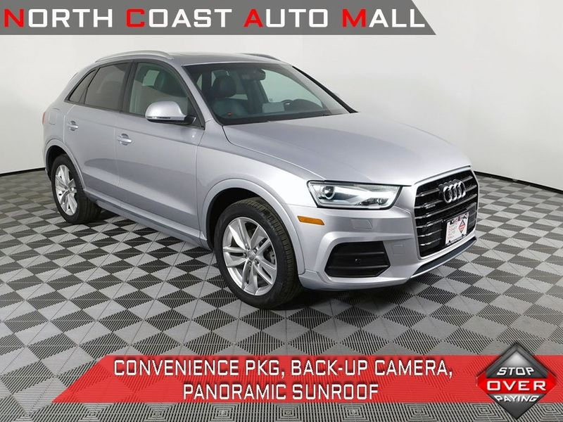 2017 Audi Q3 Premium  city Ohio  North Coast Auto Mall of Cleveland  in Cleveland, Ohio