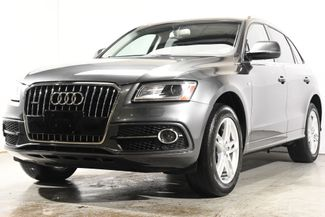 2017 Audi Q5 Premium Plus S-Line w/ Nav/ Blind Spot/ Safety Tec in Branford, CT 06405