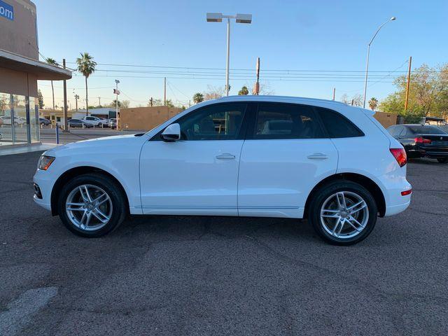 2017 Audi Q5 Premium Quattro AWD 3 MONTH/3,000 MILE NATIONAL POWERTRAIN WARRANTY Mesa, Arizona 1