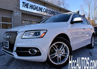 2017 Audi Q5 Premium Plus Waterbury, Connecticut