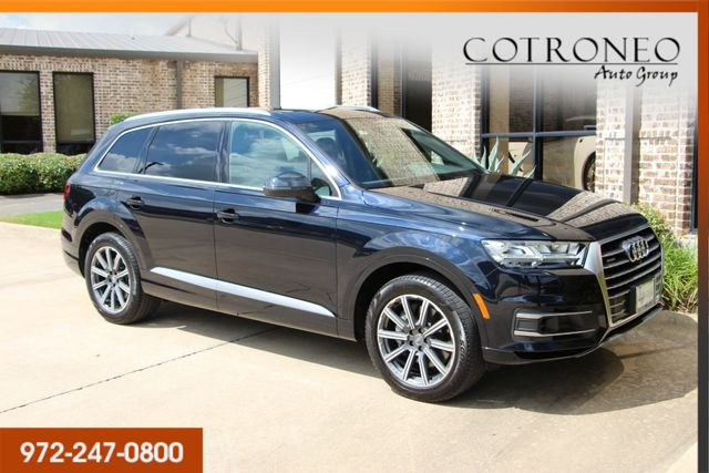 2017 Audi Q7 Premium Plus 3.0T Quattro in Addison TX, 75001