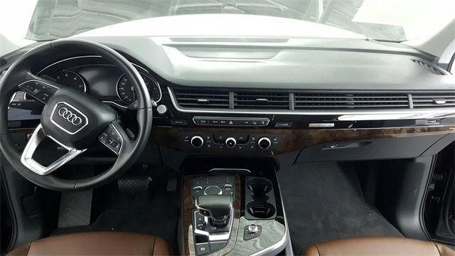 2017 Audi Q7 3.0T Premium Plus quattro in McKinney, Texas 75070
