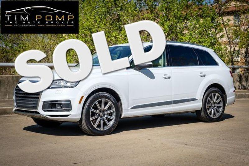2017 Audi Q7 Premium Plus | Memphis, Tennessee | Tim Pomp - The Auto Broker in Memphis Tennessee