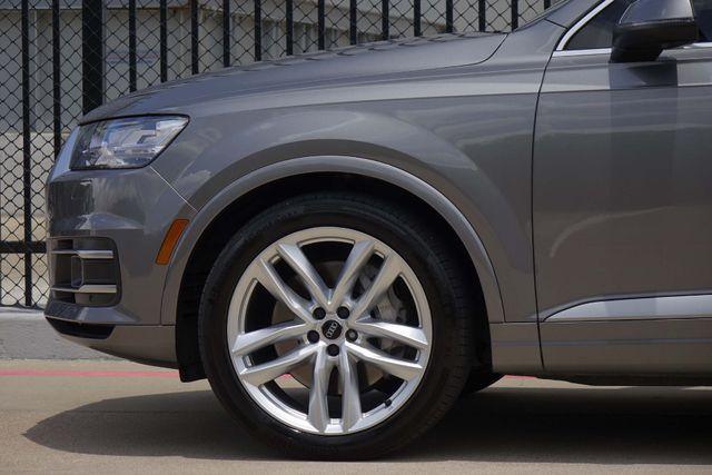 2017 Audi Q7 PRESTIGE * Driver Assist * HEADS UP * 21's * CWP Plano, Texas 37