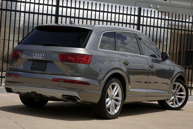 2017 Audi Q7 PRESTIGE * Driver Assist * HEADS UP * 21's * CWP Plano, Texas 4