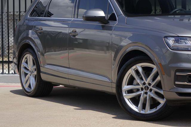 2017 Audi Q7 PRESTIGE * Driver Assist * HEADS UP * 21's * CWP Plano, Texas 29