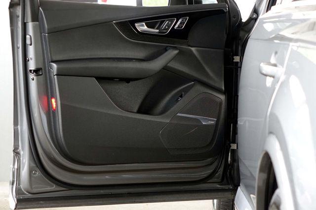 2017 Audi Q7 PRESTIGE * Driver Assist * HEADS UP * 21's * CWP Plano, Texas 44